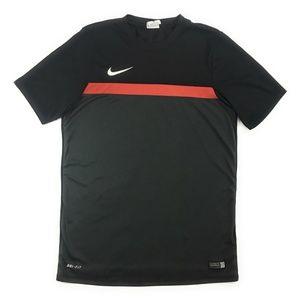 Nike Mens Dri-Fit Authentic Soccer Athletic Shirt